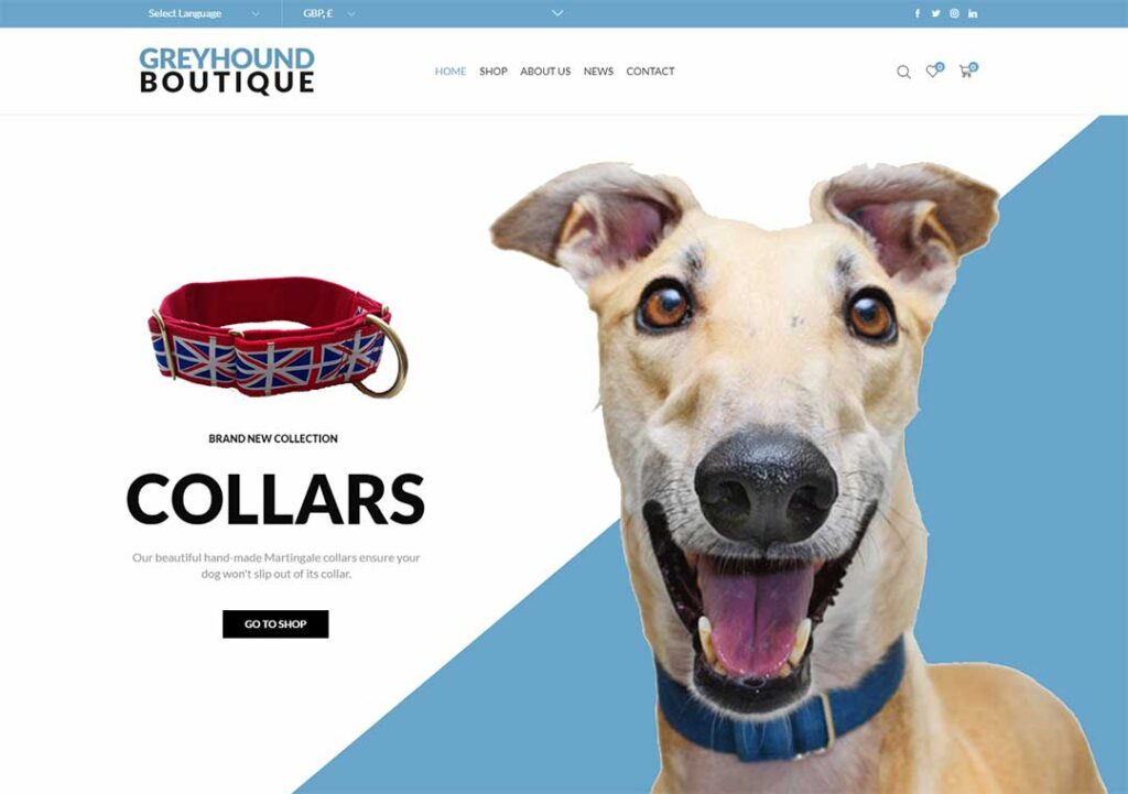 portfolio greyhound boutique